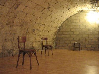 Salle de répétition de Rouen